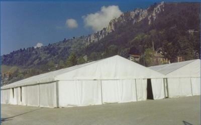 Noleggio tensostrutture per manifestazioni Bergamo