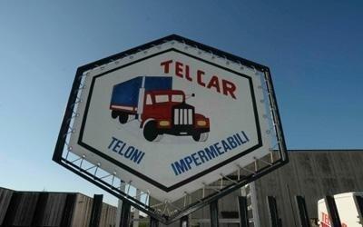Produzione teloni industriali