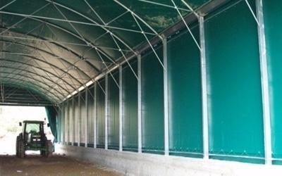Teli in PVC per agricoltura