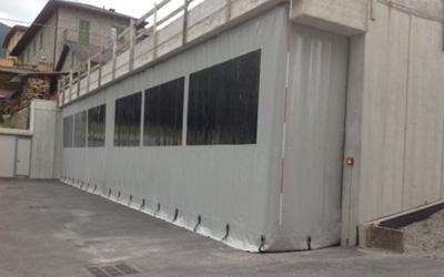 Fornitura Coperture industriali Bergamo