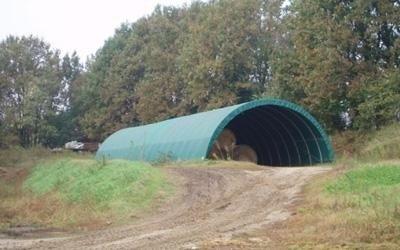 Teli per coperture agricole