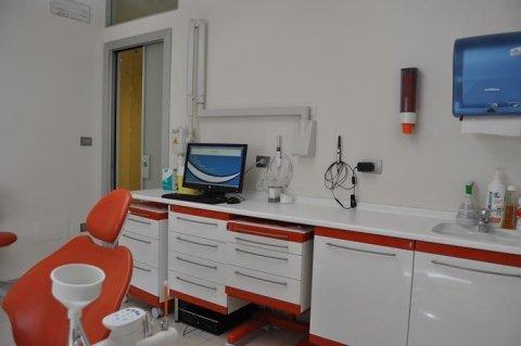 studio dentistico - sala A