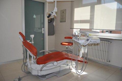 studio dentistico - poltrona sala A