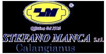 STEFANO MANCA - LOGO