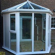 Types of conservatories