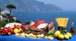 Prodotti tipici  importati direttamente della costiera Amalfitana