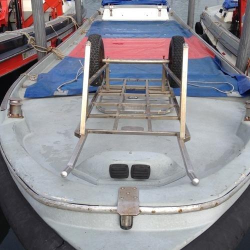 Motobarca per trasporto