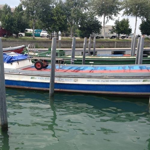 Barche per trasporto