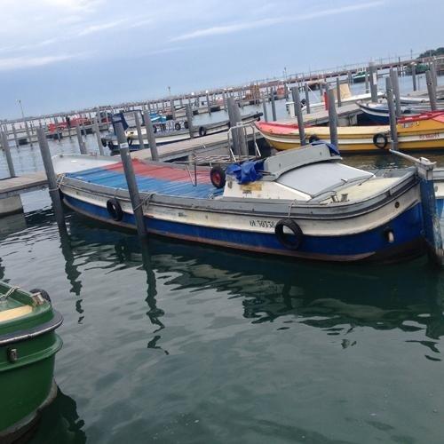 Barca per trasporto