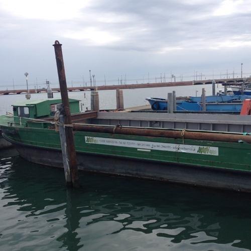 Barca per trasloco