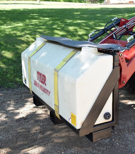 Weed Sprayer and Battery Box