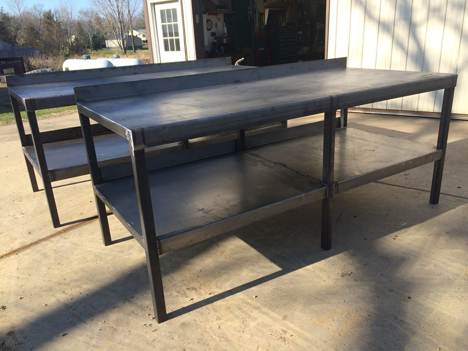 Custom Shop Tables
