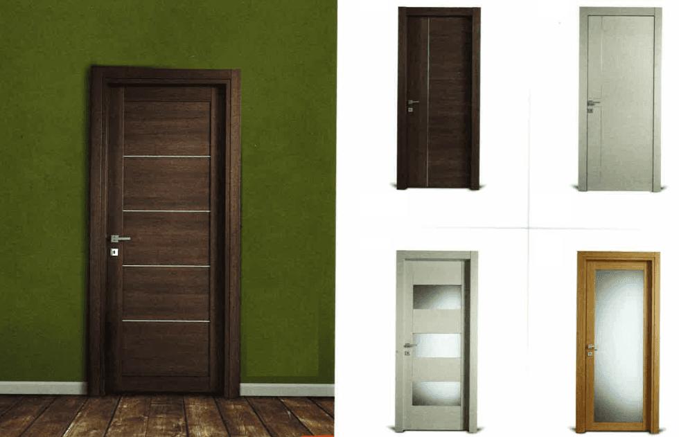 Porte interne san giuliano terme casa del serramento - Porte interne pail ...