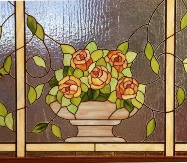 vetri artistico per porte