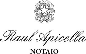 NOTAIO RAUL APICELLA - LOGO