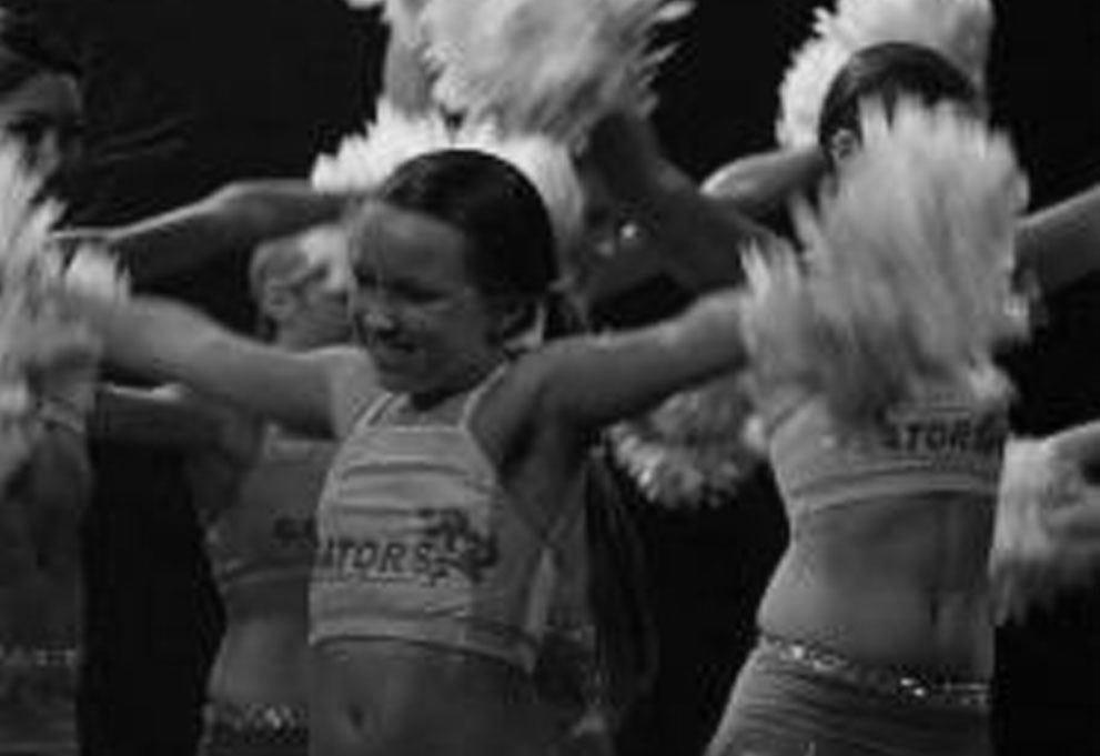 Children in a dance concert video in Melbourne