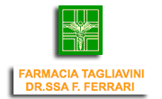 logo aziendale farmacia tagliavini