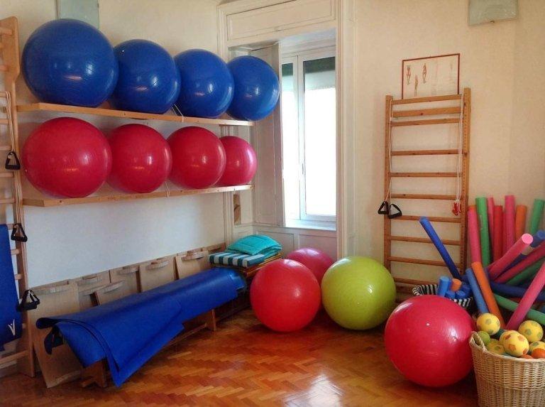 BACK SCHOOL ginnastica integrata genova