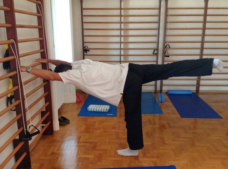 ginnastica posturale genova