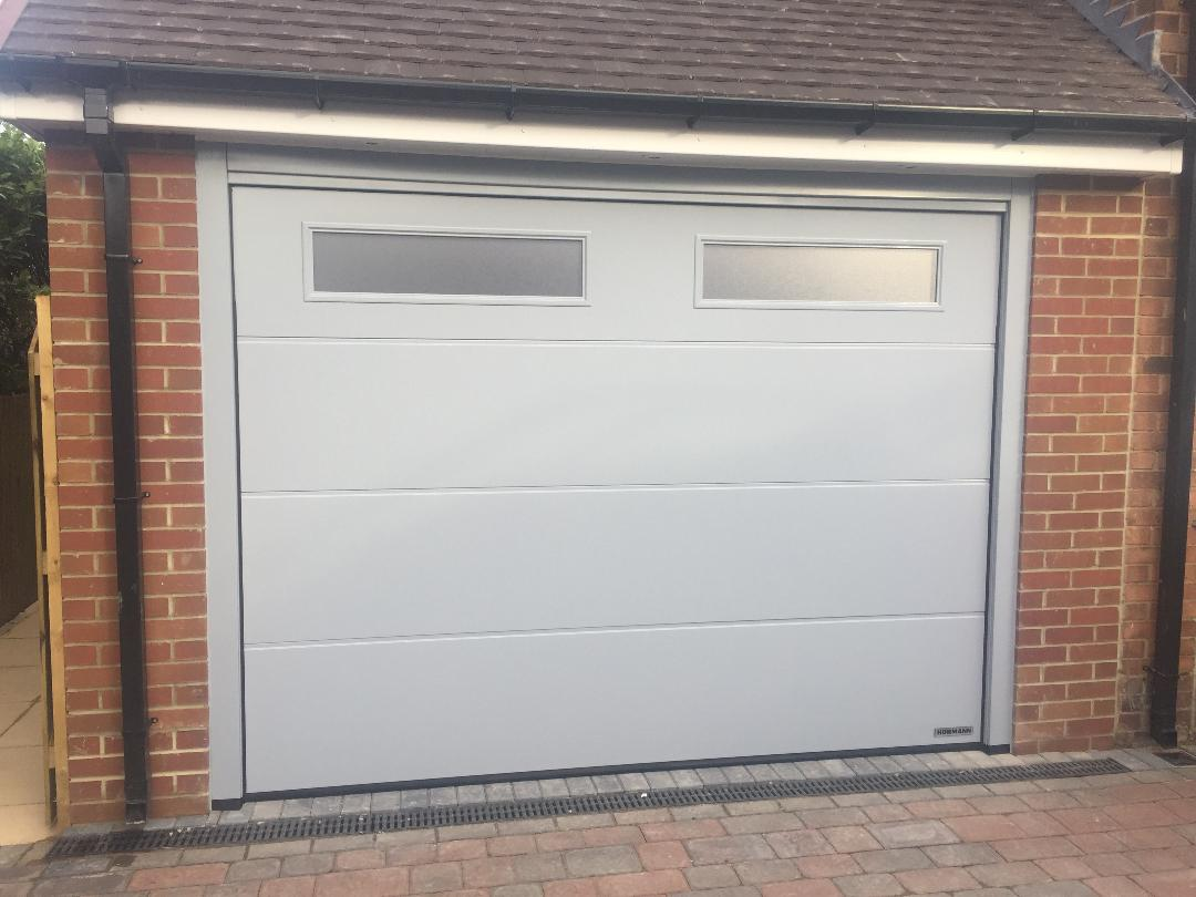 & Hormann Sectional Door in Tynemouth pezcame.com