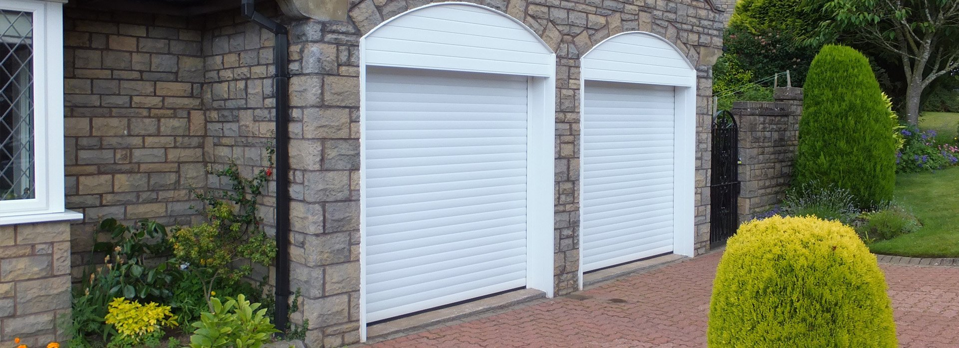 Garage doors in whitley bay newcastle and northumberland a local business you can trust rubansaba