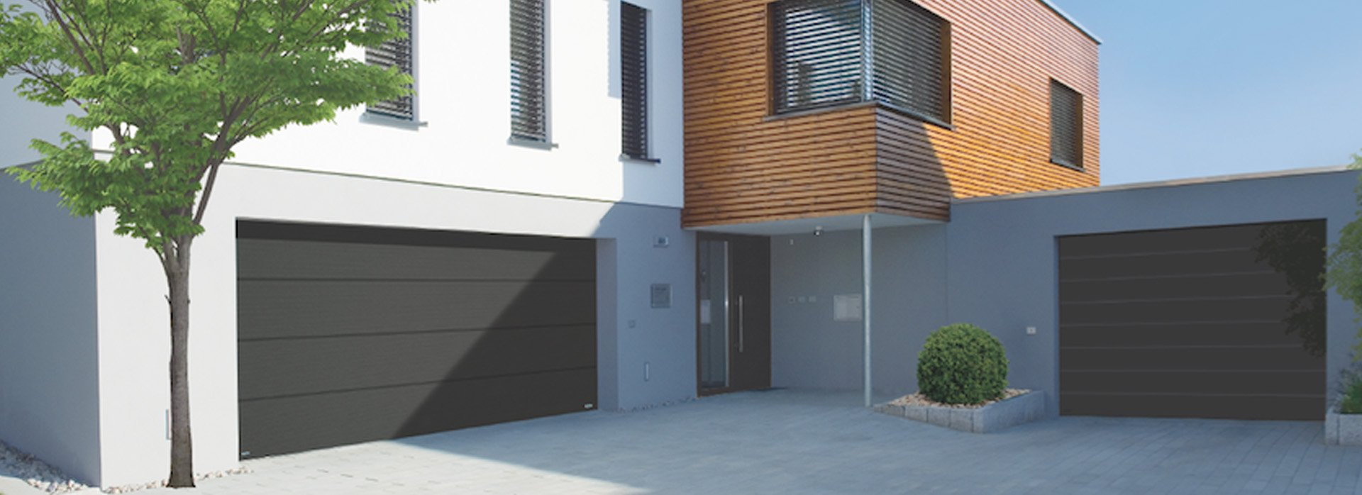 Sectional Garage Doors In Whitley Bay Newcastle And