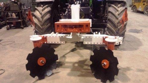 Macchine Agricole - Carpenteria Baldi