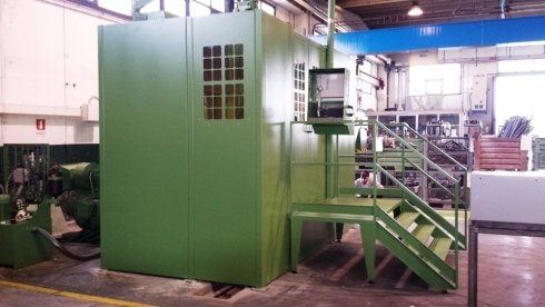 Impianti Industriali - Carpenteria Baldi