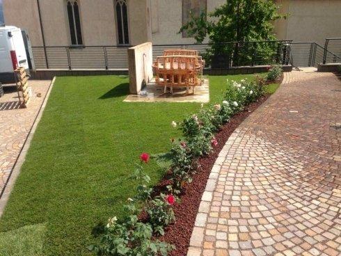 progettazione giardini trento vivai brugna