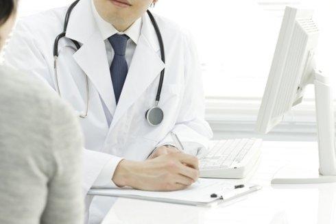 Medici dell'alimentazione a disposizione del paziente.