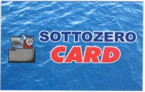 Sottozero Card