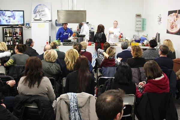 Corso di cucina - Sottozero - Savona