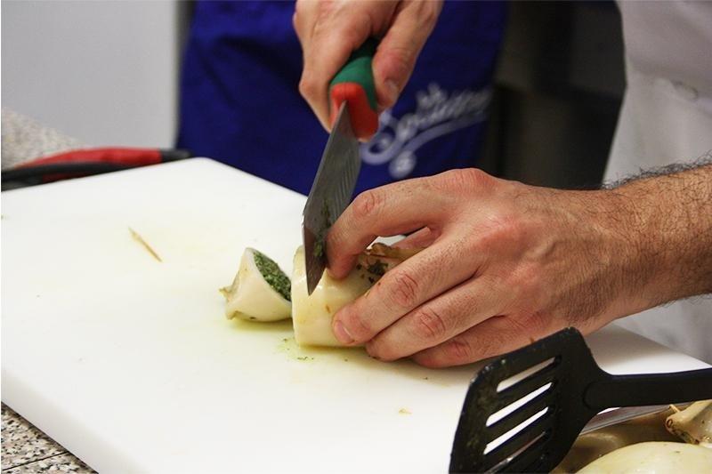 Scuola di cucina - Sottozero Savona