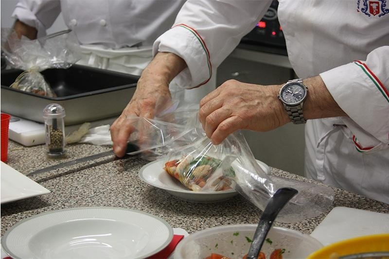 Corso di cucina Savona - Sottozero