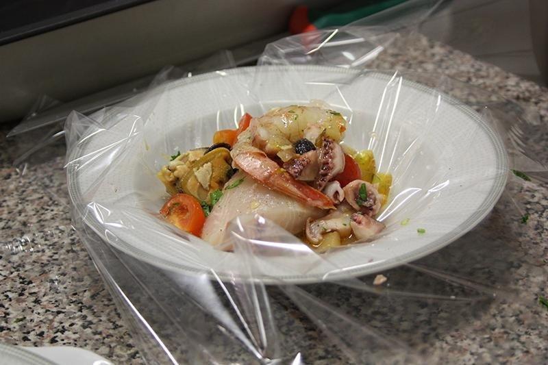 Corso pratico di cucina Savona