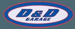 logo D & D garage