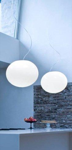 In negozio troverete la lampade dalle linee morbide del modello Zerodieci.