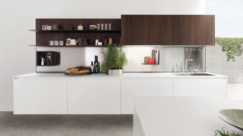 vendita cucine, cucine per appartamenti, progettazione cucine