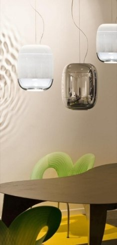 Il nostro punto vendita propone il lampadario a specchio Gong.