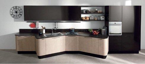 cucina di design, cucina moderna, cucina su misura