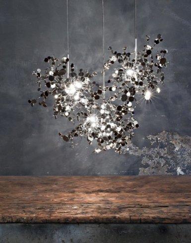 Il punto vendita commercializza le lampade Terzani Argent.