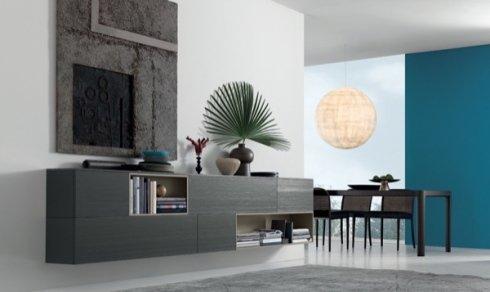 tavolo, sedie, mobile per soggiorno