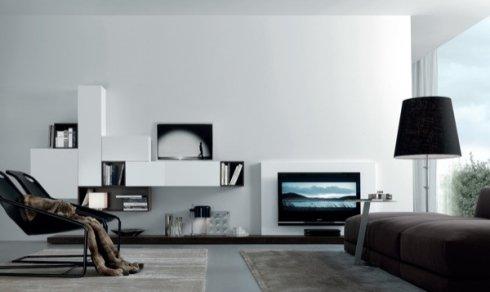 sogiorno moderno, salotto moderno, mobili per salotto