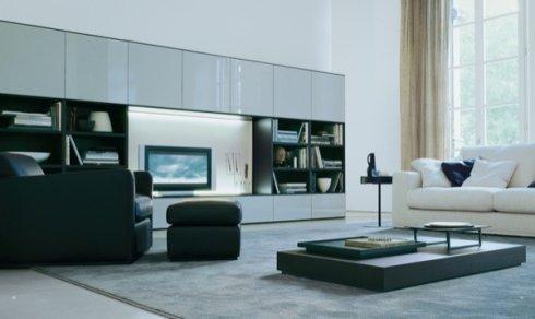arredamento moderno, vendita arredamento moderno, soggiorno moderno