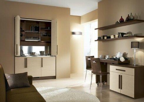 Proponiamo, per suite e residence di lusso, eleganti arredi zona giorno.