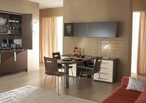 Per residence di alto livello, proponiamo mobili per la zona giorno.