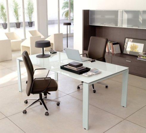 L'azienda propone le combinazioni di arredi per ufficio Combinazione Office Zalf.