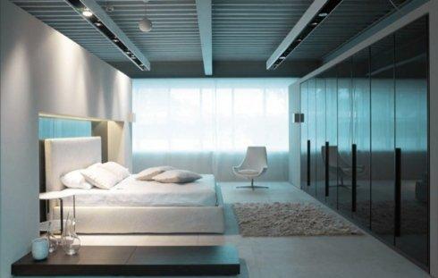 La nostra azienda propone struttre letto della linea Zalf.