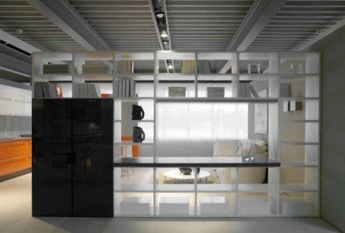 La nostra azienda propone diversi modelli di parete attrezzata.