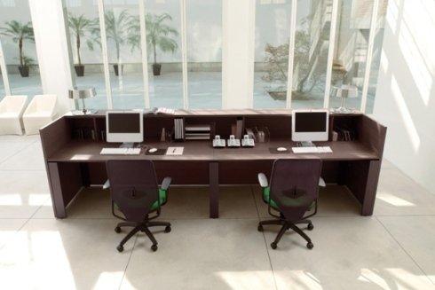 La nostra azienda propone, per l'ufficio, il modello Office desk Zalf.
